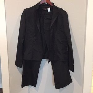 Athletic Jacket and Pants